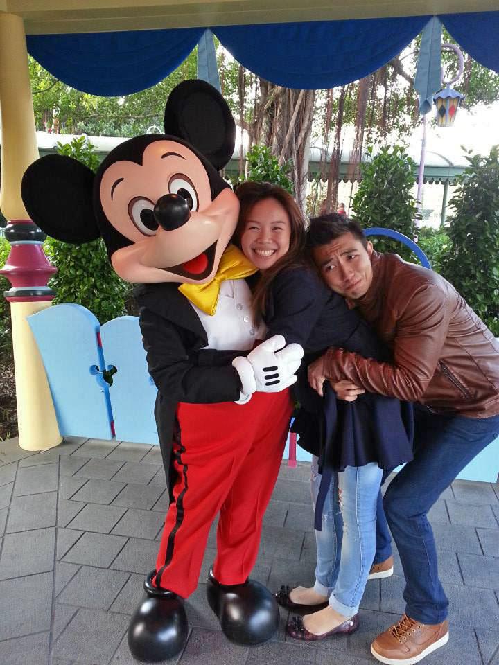 Tokyo-Disneyland-Mickey