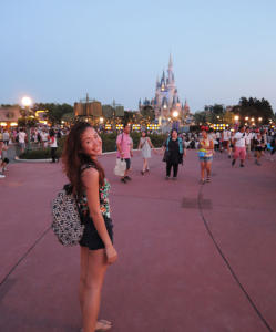 Tokyo-Disneyland-Night