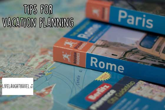 tips-for-vacation-planning