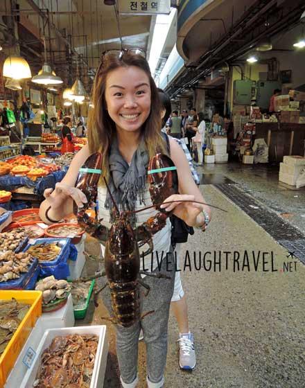 Live-octopus-Noryangjin-fish-market