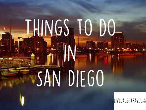 Things to do in san diego singapore travel blog for To do in california
