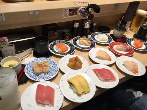 things-to-do-in-osaka-Sushizanmai