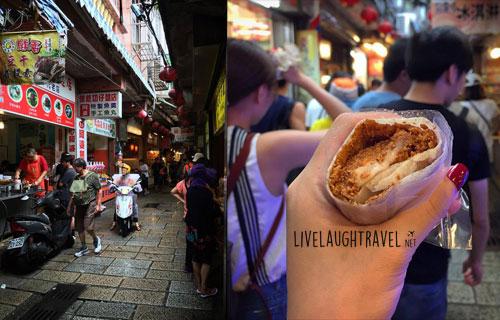 Taipei-itinerary-jiu-fen