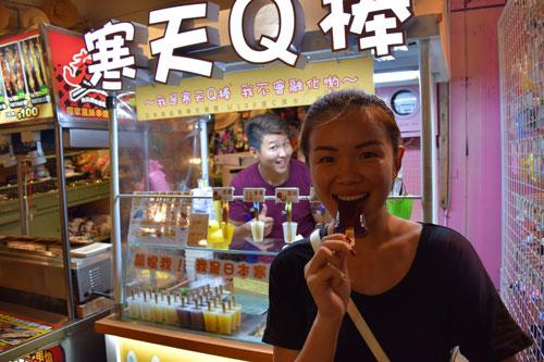 Taipei-itinerary-shilin-night-market