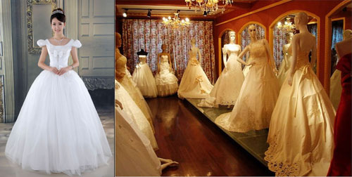 A Secret Suzhou Town W Designer Wedding Dresses As Cheap