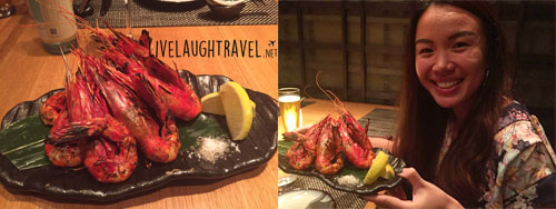 fat-cow-review-EBI-CARABINEROS-NO-SHIOYAKI-Prawn