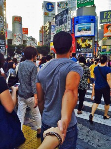 Travel-Shibuya-Japan